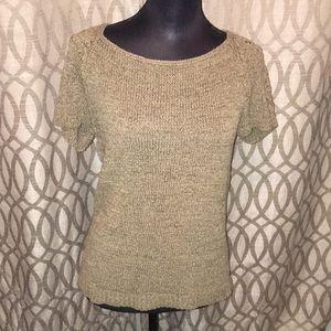 NEW Medium Coldwater Creek Sweater Top